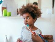 How to Teach Children to Brush Their Teeth