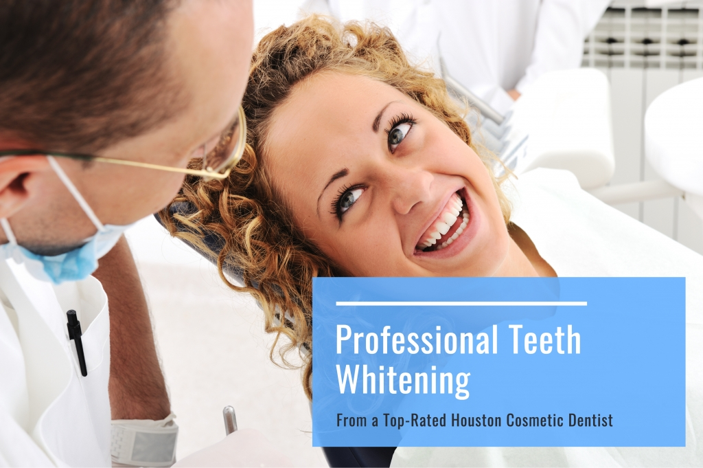 Houston Teeth Whitening Service