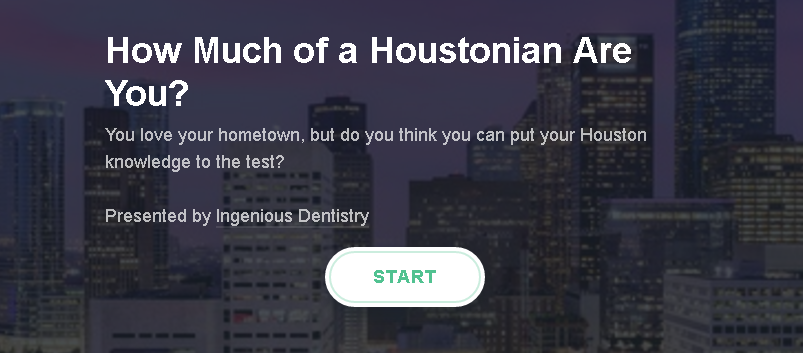 Take The Quiz Ingenious Dentistry Houstonian