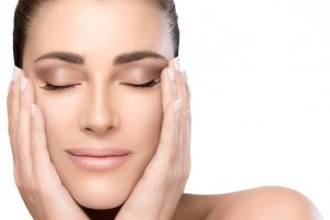 Beauty and Skincare Natural Face