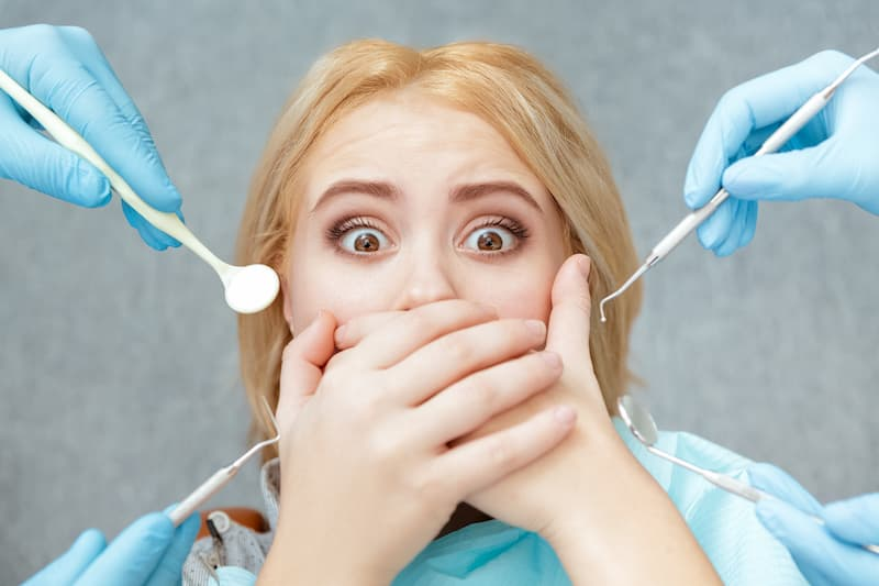 Do you suffer from dental phobia? Inngenious Dentistry can help you!